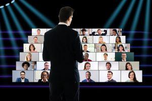 Eventos corporativos virtuales en la nueva normalidad