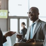 Overcome the stress of business traveling